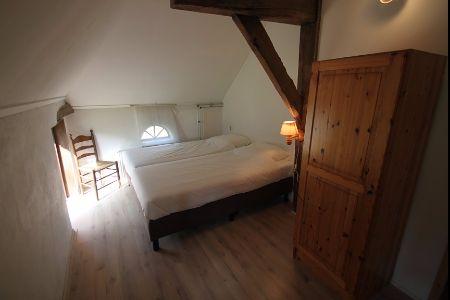 Slaapkamers voor 2 personen in het huis voor de hele familie