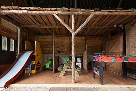 Groepsaccommodatie boerderij met activiteiten voor kinderen