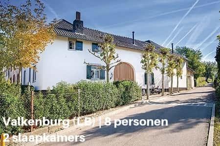 Kampeerboerderij Limburg, 8 personen, 2 slaapkamers