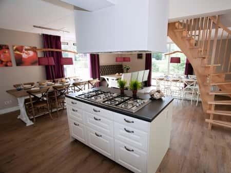 Landal Aelderholt, 24-persoonsbungalow extra luxe keuken (24EL)