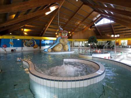 Landal Aelderholt, zwembad en faciliteiten voor familieweekend