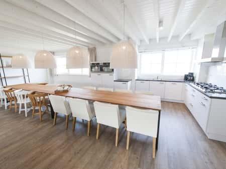 Landal Beach Resort Ooghduyne, 16-persoonsvilla (16L) met grote keuken