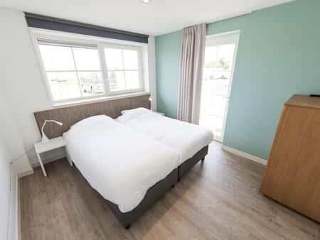 Landal Beach Resort Ooghduyne, 2-persoons slaapkamers (type 16L)
