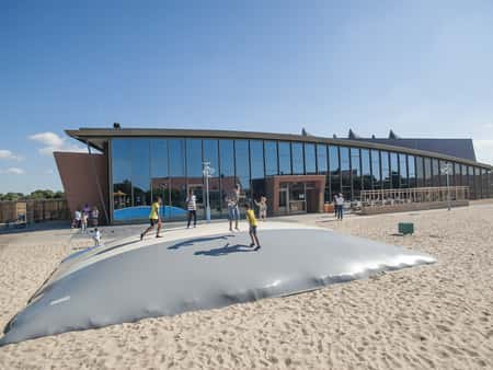 Landal Beach Resort Ooghduyne, vakantiepark met faciliteiten aan het strand
