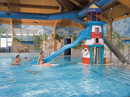 Landal Sluftervallei, vakantiepark met zwembad