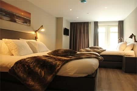 7 luxe slaapkamers in de villa