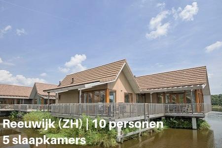 10 persoons vakantiehuis reeuwijk zuid holland 5 slaapkamers