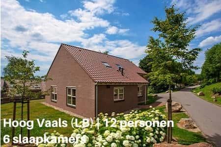 12 persoons vakantiehuis Hoog Vaals